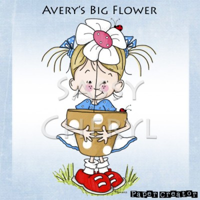 Avery's Big Flower