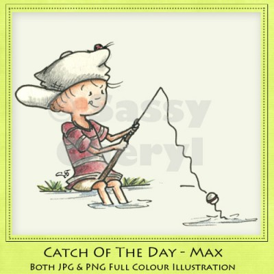 Catch Of The Day - Max