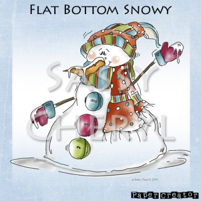 Flat Bottom Snowy