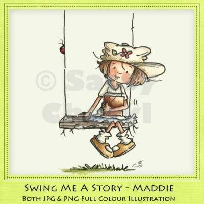 Swing Me A Story - Maddie